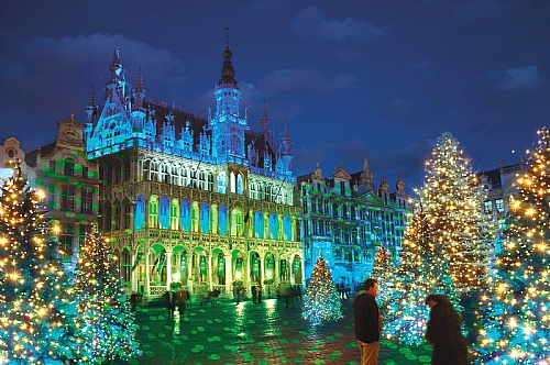 Новый год в европе празднуют