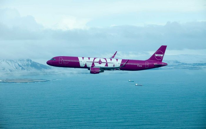 Job de rêve WOW air
