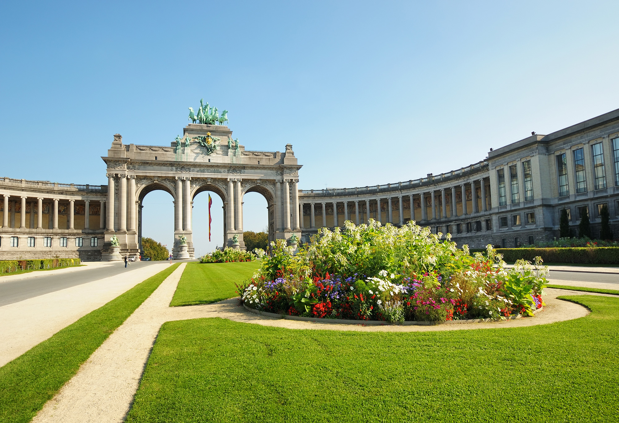 5 beautiful parks for a picnic in Brussels