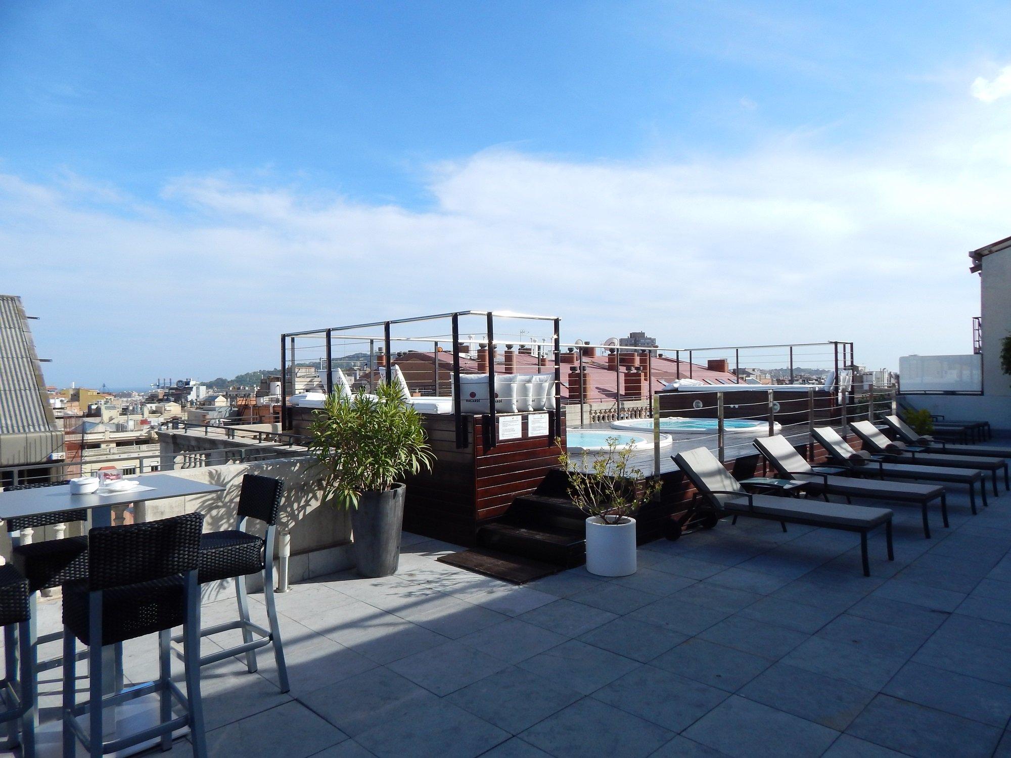rooftop-Barcelone